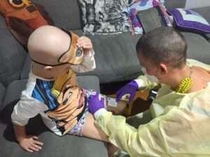 Kids Cancer Treatment